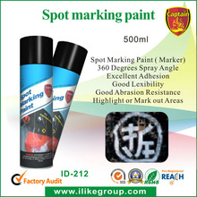 spot marking paint for hazard identification/golf courses/landscaping
