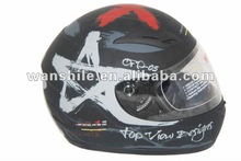 motorcycle accessories full face helmet with graphic