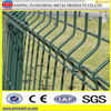 PVC curved metal fence panel ISO 9000 manufacturer
