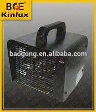1500W Portable electric personal fan heater with ETL & CETL
