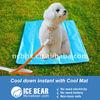 Dog pet cool mat