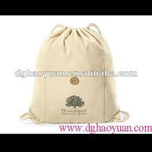 Drawstring cotton cinchpacks-HYGWD045