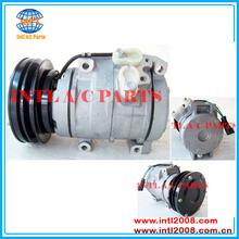 Denso 10S17C ac compressor used for excavator CAT320 CAT320C CAT320D 447220-3848 231-6984 245-7781 201-3837 259-7244