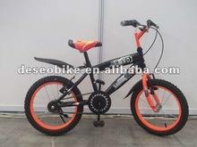 14''super handsome colorful kids bike