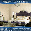 FT020806 / classic pure paper wallpaper with free wallpaper sample books