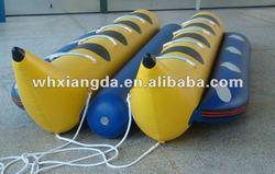 inflatable double banana boat