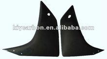 Carbon fiber lower side fairing for Yamaha R1