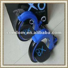 "2013 Aluminum Alloy And Plastic Frame 9"" PU Big Wheels Skatecycle X8 CL-AC-B01"