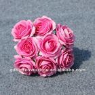 Artificial Silk wedding flower Rose,Artificial Handmade Foam Flower Craft for Wedding Decoration