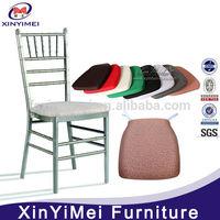 2012 wholesale aluminum wedding banquet furniture XYM-ZJ62