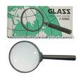 De vidrio de aumento,industrial de vidrio de aumento, gran vidrio de aumento