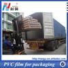 HOT sale!!! PVC transparent film