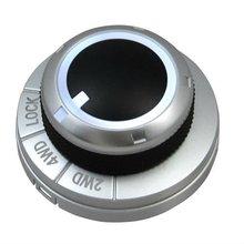 Auto 4WD control knob