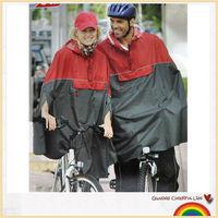Cycling bicycle bike unisex raincoat rain poncho