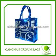 Hottest laminated non woven bag,laminated shopping bag,pp shopping bag