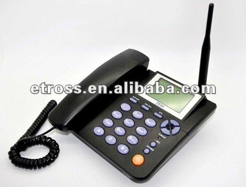 Zte wp623, gsm teléfono de escritorio, 900/1800mhz