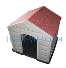 Tecso-M-0138 Plastic Injection Mould For Pet House Mould