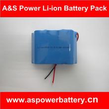 power tools battery 11.1V 6600mAh 18650 3S3P battery pack