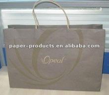 2013 hot product brown kraft paper bag manufacturers