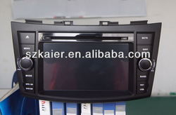 Direct factory !2 din car dvd for SUZUKI SWIFT+OEM +support 8 cd, RDS, DSP,MP4, Mp5, 3G, wifi+CE, ROHS, CCC, FC, SASO