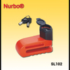 SL103 Nurbo disk brake lock motorcycle lock motorcycle disc lock