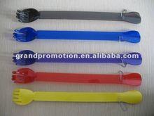 popular style good quality plastic shoe horn psh009