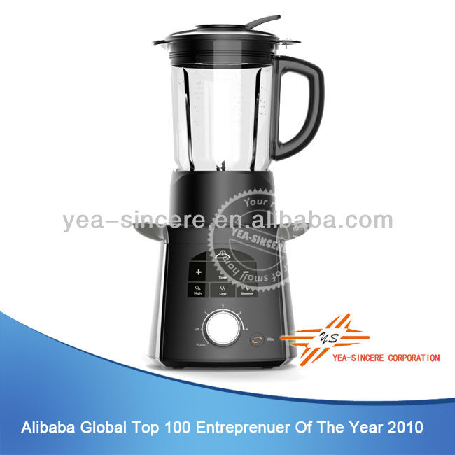 Electric Blend and Cook Soup Maker