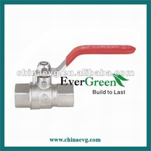 Hot-selling Flat Lever Handle Female/male long threads Ball Valve