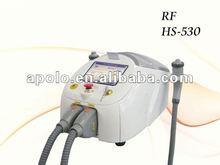 Chinese Apolo CE& ISO approved beauty machine rf skin massage rejuvenator