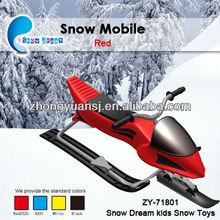 2012 New Design! Kids outdoor snow bike ZY-71801