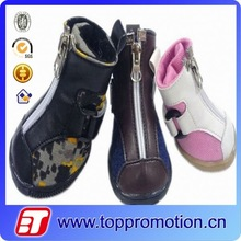 Fashion pet shoes for dog soft PU leather Dog Shoes wholesale