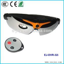 170 degree Resolution mini dvr angle eye take Video, photo 1280*720 video glasses