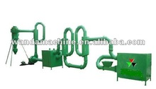 HGJ-I Air Flow Pipe Dryer for wood/sawdust