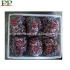 fresh fruit red grape