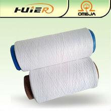 rayon(viscose) mix recycled cotton knitting yarn