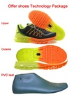 2015 fashion sport shoes with eva sole from factory