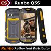 Runbo Q5S WCDMA Glonass 4.5inch 8MP/1+8GB/IPS quad core 4 inch snopow m6 rugged phone