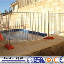 temporary swimming pool fence/temporary pool fence/removable pool fence