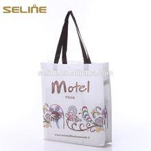 High Quality cheaper cute pp non woven shopping bag