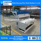 China welded wire mesh grassland fence manufacturing machine