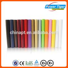 High quality 3m Car Wrapping Vinyl/carbon fiber