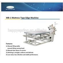Wb-1 borda do colchão fita de máquina de costura