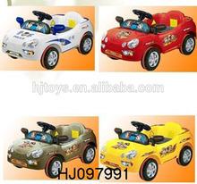 Children plastic street roller R/C children car,kid car,ride on car for riding toy
