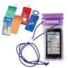 Waterproof IPad Screen Touch Transparent Pvc Beach Bag