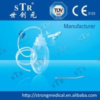 CE ISO Disposable Medical Drainage Kits Ball Tube Needle