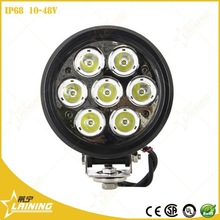 Wholesale 70w 1400lm new 27w car led tuning light led work light for offroad tanks motorcycle bike Agriculture vehicle