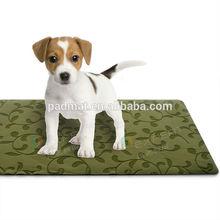 anti-slip pet mat Pet food mat,12 years experience manufacturer supplier