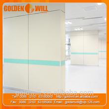 Fifth Wall high density inorganic decorative bentley plate