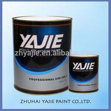 1K Blue & Green Pearl Car Paint YJ-9026