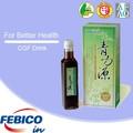chlorella factor de crecimiento bebida de extracto de ginseng de ácido málico de productos de salud y nutrición